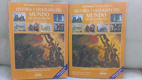 Historia Y Geografia Del Mundo por Not Available