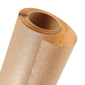 Canson rouleau de papier kraft 1 x 10 m brun for Fourniture bureau papier