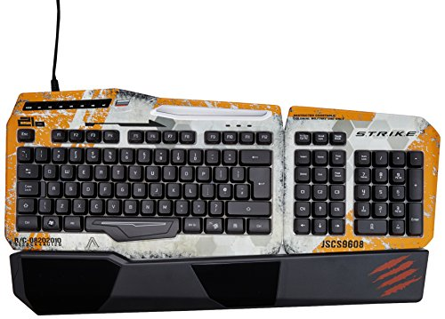 PC: Titanfall S.T.R.I.K.E. 3 Tastiera da Gioco, Layout UK