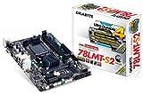 Mainboard|GIGABYTE|AMD 760G|SAM3/SAM3+|MicroATX|1xPCI-Express 1x|1xPCI-Express 16x|1xPCI|Memory DDR3|Memory Slots 2|1x15pin D-sub|4xUSB 2.0|2xPS/2|1xRJ45|3xAudio Port|GA-78LMT-S2R2