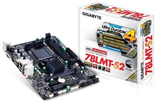 Gigabyte GA-78LMT-S2 - Placa Base DDR3-SDRAM