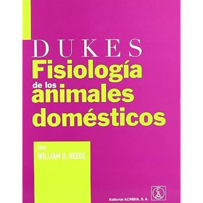 Purushottam Aadolf: Dukes Fisiologia De Los Animales Domesticos PDF ...