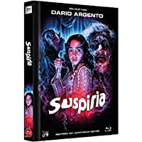 Suspiria - Uncut / 40th Anniversary Edition - Mediabook