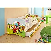 Kinderbett junge traktor  Suchergebnis auf Amazon.de für: kinderbett traktor