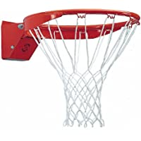 Sure Shot Basketball - Aro de baloncesto, color rojo/blanco