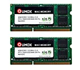 QUMOX PC3-10600 16Go (2x 8Go) 204-Pin 1333MHz DDR3 SODIMM mémoire d'ordinateur...
