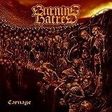Burning Hatred: Carnage (Audio CD)