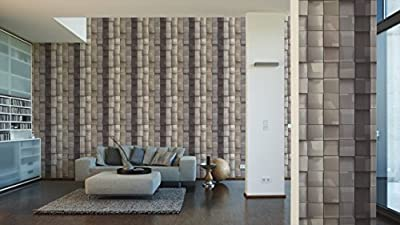 A.S. Creation Vlies Tapete Kollektion Move your Wall, beige, 960202 von A.S. Creation - TapetenShop