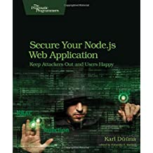 Secure Your Node.js Web Application