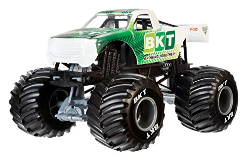 Hot Wheels Monster Jam 1:24 Scale BKT Vehicle by Hot Wheels
