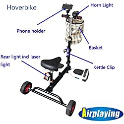AirPlay hoverbike, hoverbike accessorio, hoverbike Hoverkart