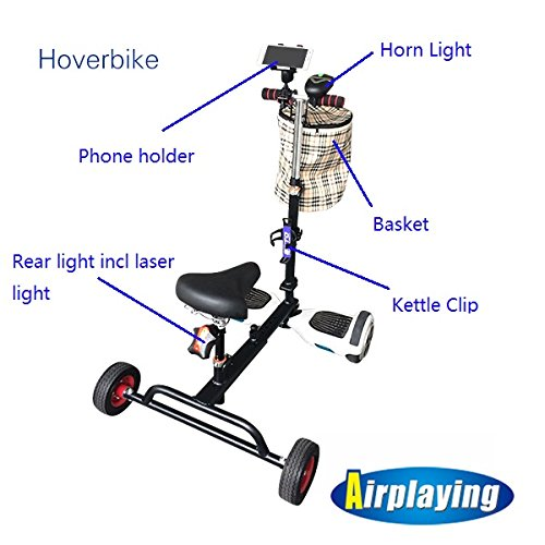AirPlay hoverbike, hoverboard Zubehör hoverbike, Hoverkart hoverbike