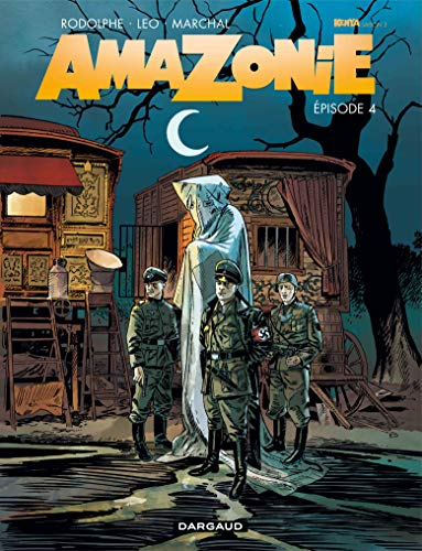 Amazonie - tome 4 - Amazonie - Tome 4 par Rodolphe