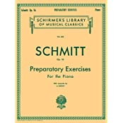 Preparatory Exercises for the Piano, Op. 16 (Schirmer's Library of Musical Classics)