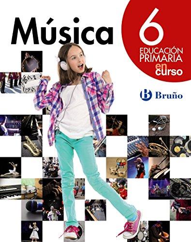 En curso Música 6 Primaria - 9788469609538 por R.M. Montserrat