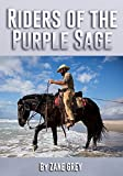 Image de Riders of the Purple Sage (English Edition)
