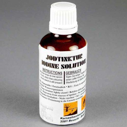 Jod, von Tinktur 30 ml