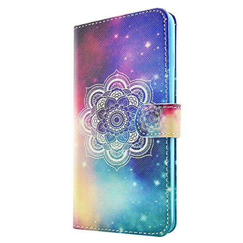 iPhone 8 Plus Lederhülle - Fraelc iPhone 7 Plus Premium PU Leder Flip Case Ledertasche im Bookstyle Brieftasche Tasche mit Kartenfächer und Bargeld Etui für Apple iPhone 7 Plus / iPhone 8 Plus Tasche  #2