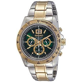 Seiko Analog Green Dial Men's Watch – SPC230P1
