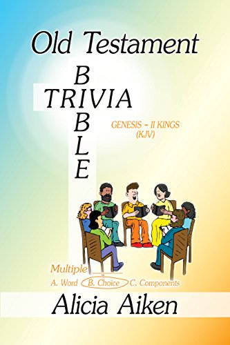 Trivia Multiple Choice Genesis-II Kings (English Edition) ()