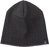 Haglöfs Erwachsene Mütze Fanatic Print Cap, True Black/Magnetite, M/L