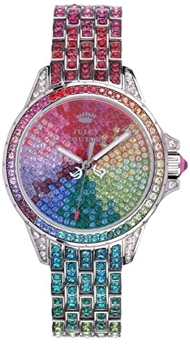Juicy Couture Damen Analog Quarz Uhr 1901264 (Juicy Couture Damen-uhren)