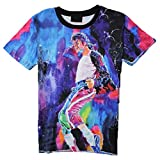 G-Luckly 09-1-26 Women Men Clothing Funny Michael Jackson for sale  Delivered anywhere in Ireland
