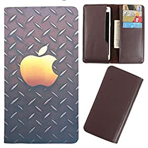 DooDa - For Nokia Lumia 720 PU Leather Designer Fashionable Fancy Case Cover Pouch With Card & Cash Slots & Smooth Inner Velvet