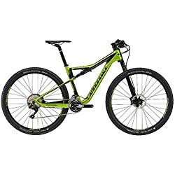 Cannondale Scalpel-Si Carbon 4 Acid Green 2017 - L