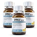 Capsule ricrescita capelli TRX2 da 3 bottiglie