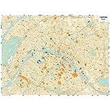 Carte Plastifie roule Paris