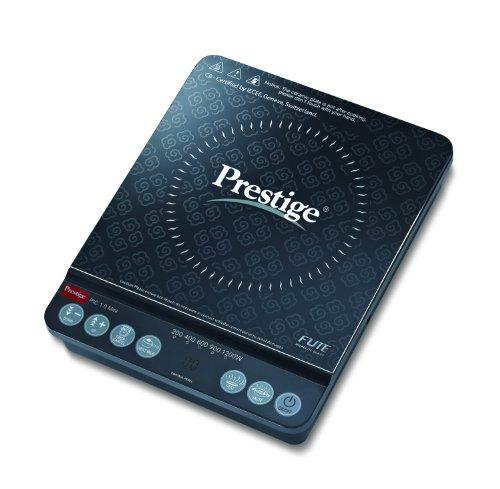Prestige PIC 1.0 Mini 1200-Watt Induction Cooktop