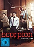Scorpion - Season eins [6 DVDs]