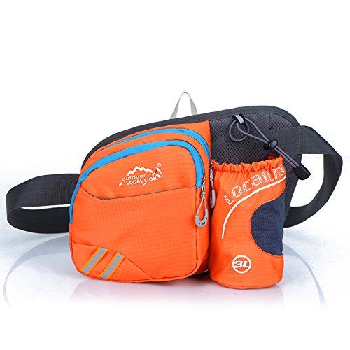 Taschen Brust Tasche Umhängetaschen laufen Sport Wasserflasche Fanny Pack Herren Outdoor-Dienstprogramm-Paket 3