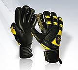Keepers-gksaver Paire de gants de gardien de football, NO Finger Protection YES personalization, 6 Junior