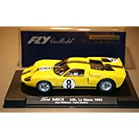 Fly - Scalextric slot 88085 a761 ford mkii 24h le mans 1966