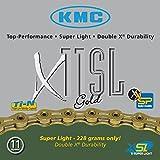 KMC X-11-SL Kette 11-Fach 114 Glieder Gold 2018 Fahrradkette