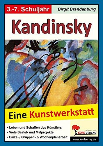 Kandinsky: Eine Kunstwerkstatt für 8- bis 12-Jährige