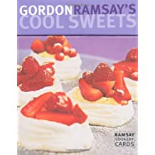 Gordon Ramsay's Cool Sweets (Ramsay Cookery Cards) by Gordon Ramsay (2006-08-02)