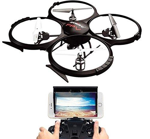 WayIn® U818A Wifi HD Kamera Drohne 2.4G 4CH 6 Achsen Gyro End-Übertragung FPV UFO RC Headless Quadcopter