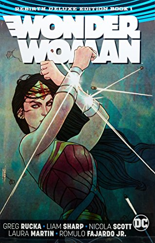 Wonder Woman: The Rebirth Deluxe Edition Book 1 (Wonder Woman Rebirth)