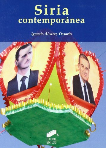Siria contemporánea (Escenario internacional)