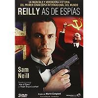 Reilly: As De Espías