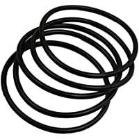 O-Ring-Dichtungen - TOOGOO(R) 5 Stueck 100 mm Aussendurchmesser 5 mm dicken Gummidicht oelfilter O-Ringe