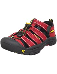 KEEN Infant Newport H2 Rose Red/Gargoyle, ideal for in and out of the water