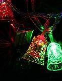 ZQ 30–7m LED tinkle-en Form Dunstabzugshaube von Farben Licht LED Streifen L ¨ ¢ mpara für die decoraci ¨ ® n Fee Festival (220)