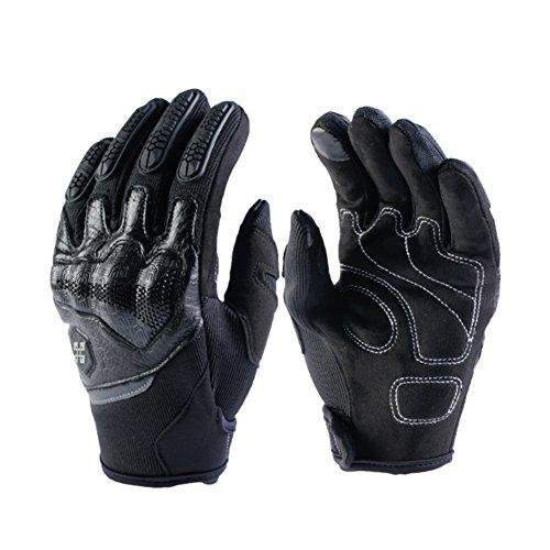 Lennonsi 1par guantes moto bicicletas montaña