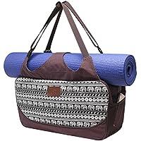 #DoYourYoga Große Yogatasche »Vimalaa Segeltuch (Baumwoll-Canvas), für EXTRA-Lange Yogamatten/Yogatragetasche (Yogabag) in schönen Farben und Designs/Auch ALS Sporttasche geeignet