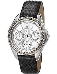 Esprit Damen-Armbanduhr Vita Analog Quarz Leder ES107872001