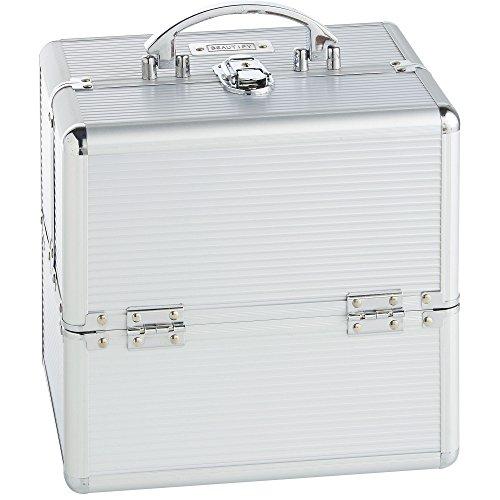 Beautify: Magnifique malette professionnelle cosmétique en aluminium